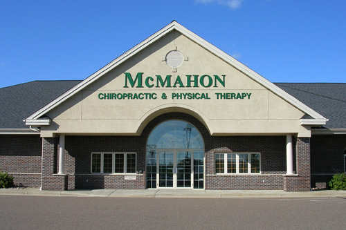 mcmahon chiropratic and physical theraphy building