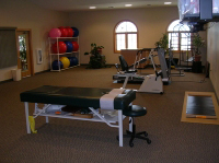 the mcmahon physical theraphy facility